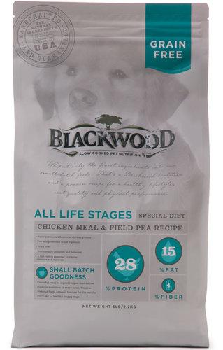 柏萊富 無穀全齡犬 低敏純淨(雞肉+豌豆) 5lb 2.2kg 無穀狗乾糧飼料
