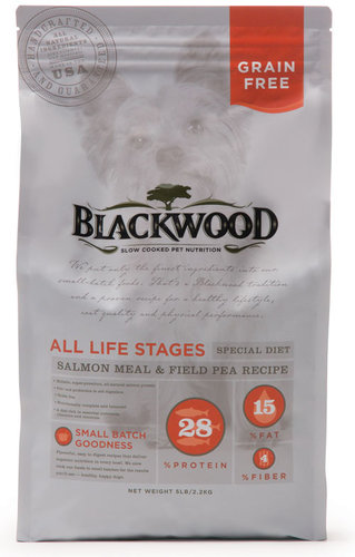 柏萊富 無穀全齡犬 低敏挑嘴(鮭魚+豌豆) 5lb 2.2kg 無穀狗乾糧飼料