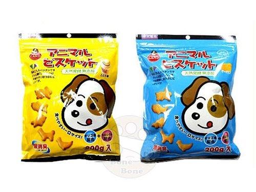 PET BEST動物造型餅乾/消臭餅乾/寵物零食/狗狗點心(起司+養樂多/牛奶+鈣)