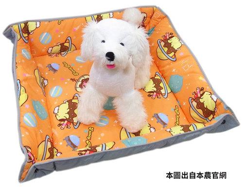 凱蒂貓~Fancy Pets X Hello Kitty 百變造型寵物睡墊 貓狗睡床 L(太空風-PN)