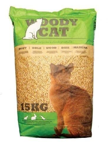 美克斯 松木砂 100%天然松木 清香貓砂 兔鼠皆可使用 荷蘭產 25L 15KG 松木貓砂