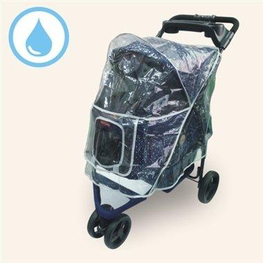 沛德奧Petstro/推車雨衣/寵物推車雨罩/309-RC/雨罩
