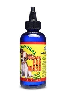 美國 OD 阿比與黛西 有機清耳液(犬專用)/寵物清耳水/狗狗清耳液/耳道潔淨護理/潔耳液/耳朵清潔4OZ