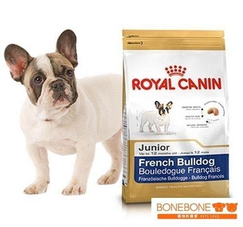 法國皇家 FMBJ30 法國鬥牛幼犬專用飼料 3KG