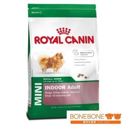 法國皇家Royal Canin/PRIA21 室內小型成犬專用飼料4KG