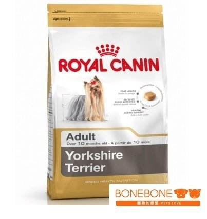 法國皇家Royal Canin/PRY28約克夏成犬專用飼料1.5KG