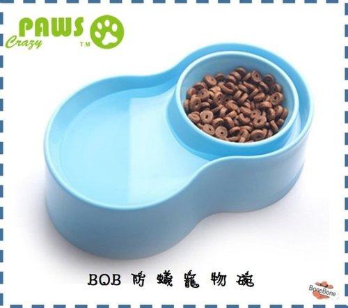 【CRAZY PAWS瘋狂爪子】BOB 防蟻寵物碗 ( 共 6 色 ) ∕ 防蟻碗∕ 寵物食用碗/加高設計