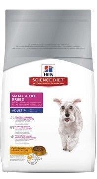 希爾思Hill's 小型及迷你熟齡犬/高齡犬配方/7歲以上 15.5lb 附發票正規貨源