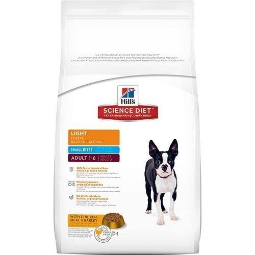 2016新包裝~新效期~希爾思Hill's 成犬 體重控制配方/低卡配方(小顆粒)狗狗飼料8kg 附發票正規貨源