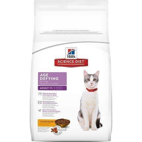 2016新包裝~新效期~希爾思Hill's 高齡貓(11歲以上) 抗齡配方7磅 附發票正規貨源
