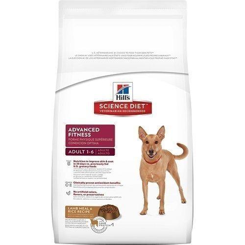 2016新包裝~新效期~希爾思Hill's 成犬羊肉及米配方(原顆粒)狗狗飼料7.5kg