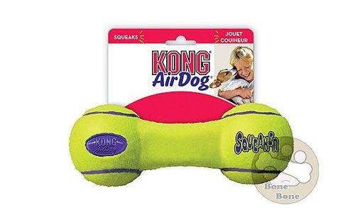 Kong玩具 AirDog Dumbbell 彈力浮水啾啾啞鈴 M號