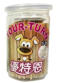 優特恩 YOUR TURN 犬用潔牙骨 145G 牛奶 狗用潔牙 潔牙骨 寵物潔牙 犬用口腔清潔 狗點心