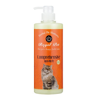 Royal pet 皇家系列洗毛精 貓咪專用 500ml 寵物洗毛精 沐浴精 沐浴乳