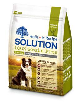 耐吉斯無穀 6lb 2.72kg紐西蘭鹿肉-低敏柔膚配方/成犬飼料/低敏飼料