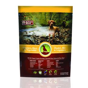 Holistic Blend®獵戶座 野牧雞+米+蔬果全然狗鮮糧2.5lbHolistic Blend