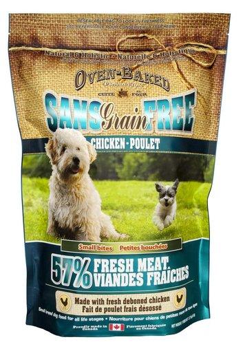 烘焙客Oven-Baked無穀犬用狗飼料全犬-無穀雞肉配方 全犬乾糧 5lb 2.27kg 小型狗乾糧食品