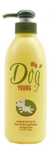 My Dog Young寵物沐浴乳 消臭潔淨  洗毛精 貓狗 適用480ML