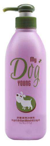 My Dog Young寵物沐浴乳 深層潔亮  洗毛精 貓狗 適用480ML