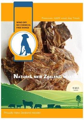 紐西蘭 100% 天然寵物零食-牛排片110G
