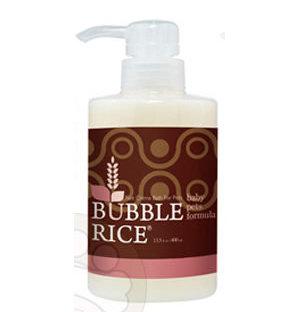 全新系列BUBBLE RICE 醇米寵物沐浴乳/狗狗沐浴乳 幼年狗專用 400ML