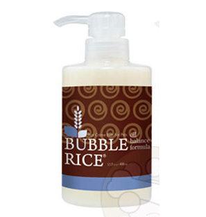 全新系列BUBBLE RICE 醇米寵物沐浴乳/狗狗沐浴乳 油性毛質專用  400ML