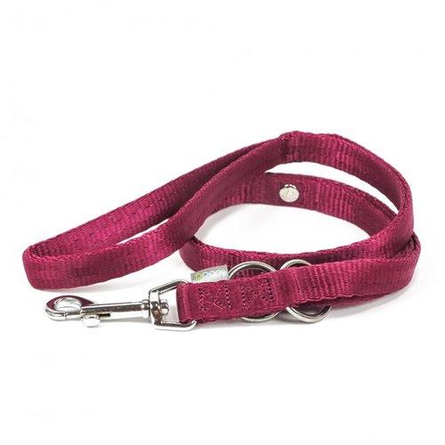PPark  二用拉繩(長拉/短拉) 葡萄紅/四種尺寸