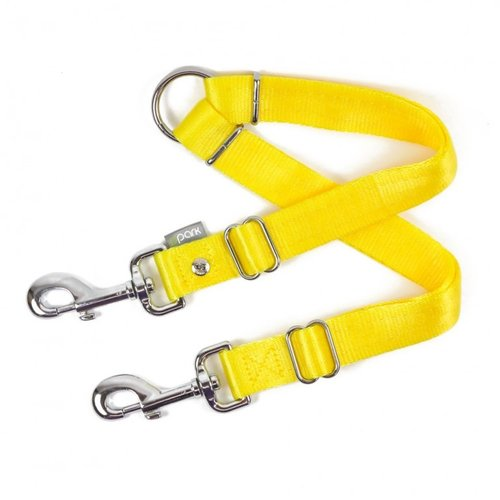 PPark 雙頭拉繩 黃色/兩種尺寸