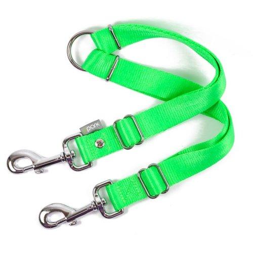 PPark 雙頭拉繩 綠色/兩種尺寸