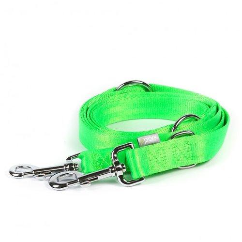 PPark 多用式拉繩(肩揹.3段長度) / 016螢光綠-兩種尺寸