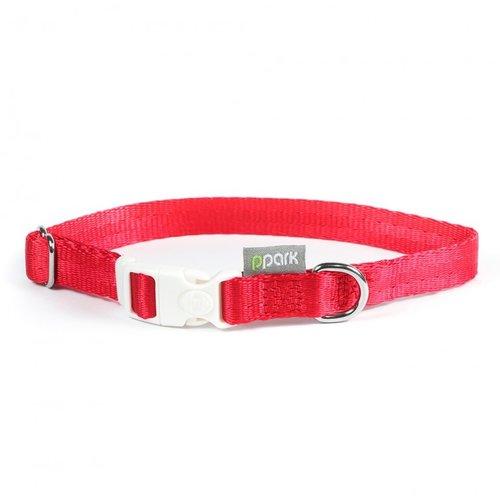 PPark 一般項圈/紅色 五種尺寸