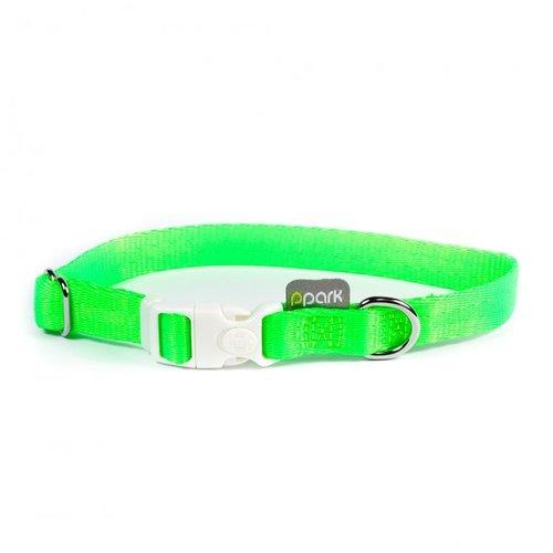 PPark 一般項圈 / 螢光綠 五種尺寸