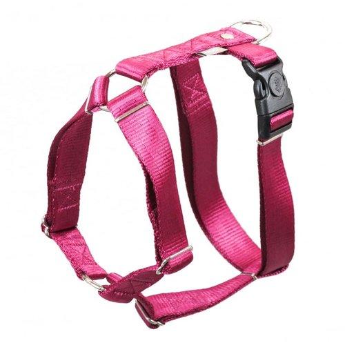 PPark -H型胸背帶/019葡萄紅/五種尺寸