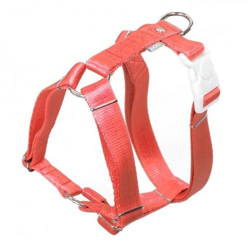 PPark -H型胸背帶/027粉橘/五種尺寸