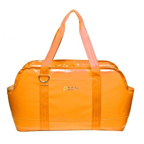 PPark -外出型寵物包(臘腸可用)-橘