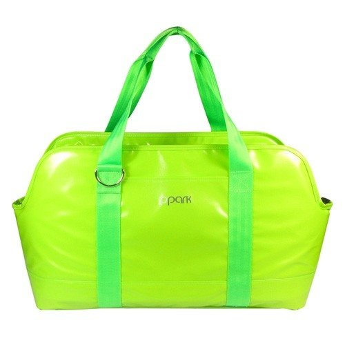 PPark -外出型寵物包(臘腸可用)-綠