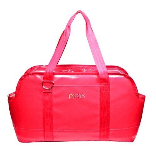 PPark -外出型寵物包(臘腸可用)-紅