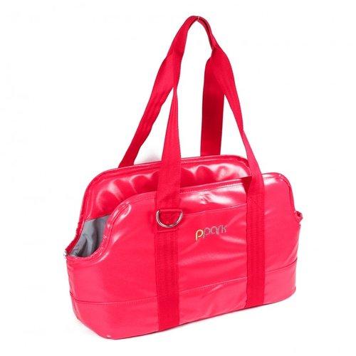 PPark -輕便型寵物包(小型犬適用)-紅色