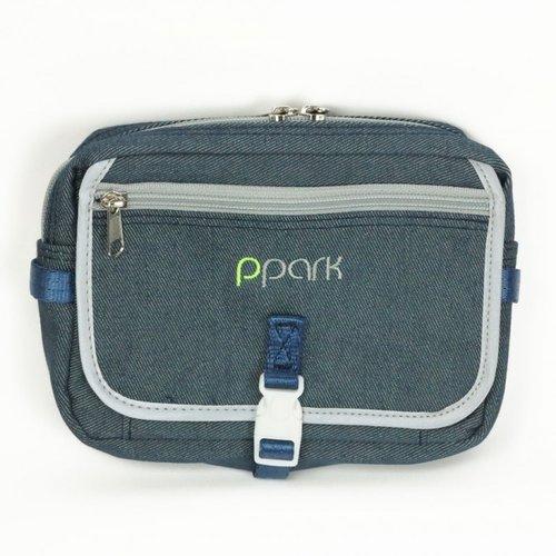 PPark -零食袋/兩用腰包-牛仔布