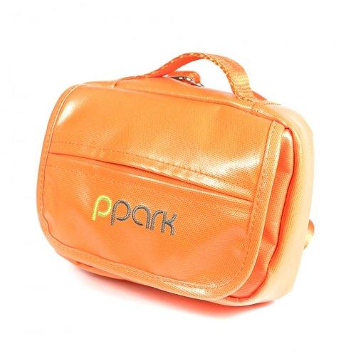 PPark -寵物背包(狗狗自己背)-橘色