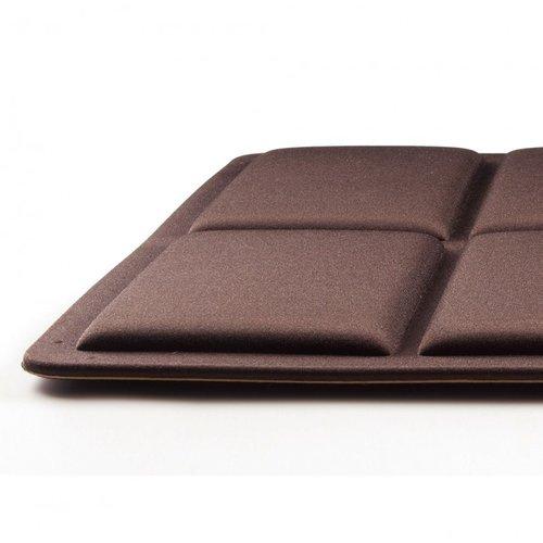 PPark -寵物巧克力床墊(可機洗不變形)(46cm*41cm*5cm)
