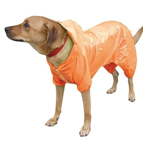 PPark -收納式風雨衣-黃色/8種尺寸