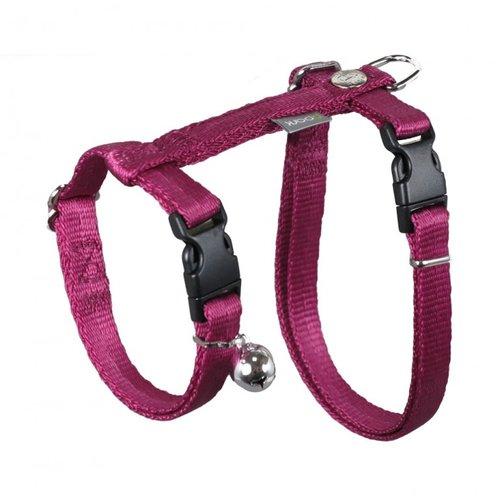PPark - 貓胸背帶/19葡萄紅/兩種尺寸