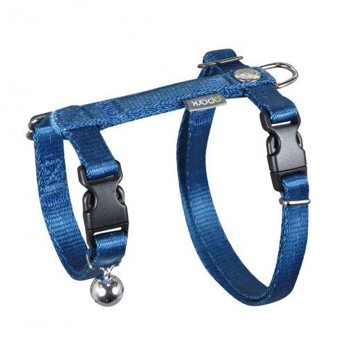 PPark - 貓胸背帶/18海軍藍/兩種尺寸