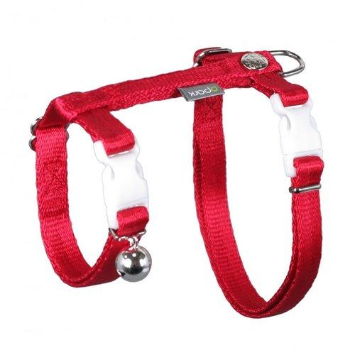 PPark - 貓胸背帶/14紅/兩種尺寸
