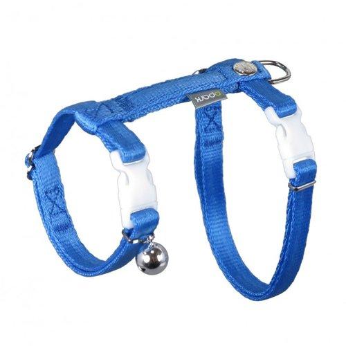 PPark - 貓胸背帶/04寶藍/兩種尺寸