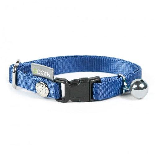 PPark - 入門款-貓項圈/海軍藍/單一尺寸
