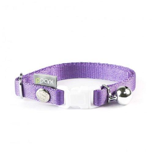 PPark - 入門款-貓項圈/紫羅蘭/單一尺寸