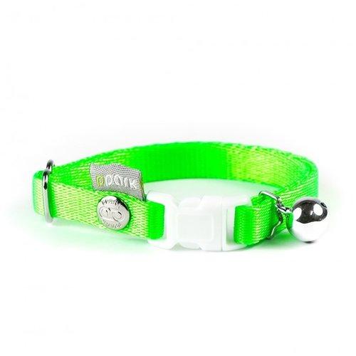 PPark - 入門款-貓項圈/螢光綠/單一尺寸