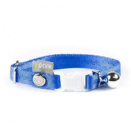 PPark - 入門款-貓項圈/寶藍色/單一尺寸